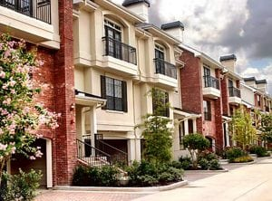 Village On Memorial Townhomes